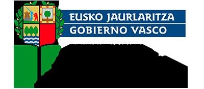 Logo de Eusko Jaurlaritza-Gobierno Vasco