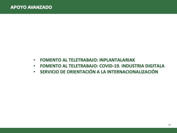 Medidas especiales covid 19 - diapositiva 14