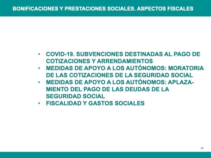 Medidas especiales covid 19 - diapositiva 18