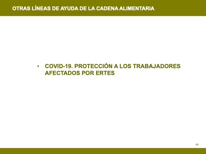 Medidas especiales covid 19 - diapositiva 43