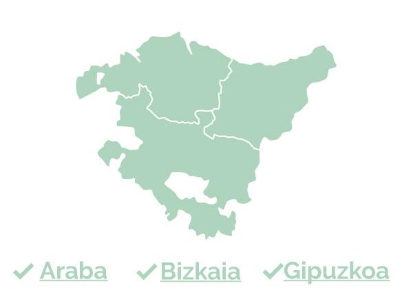 Araba - Bizkaia - Gipuzkoa